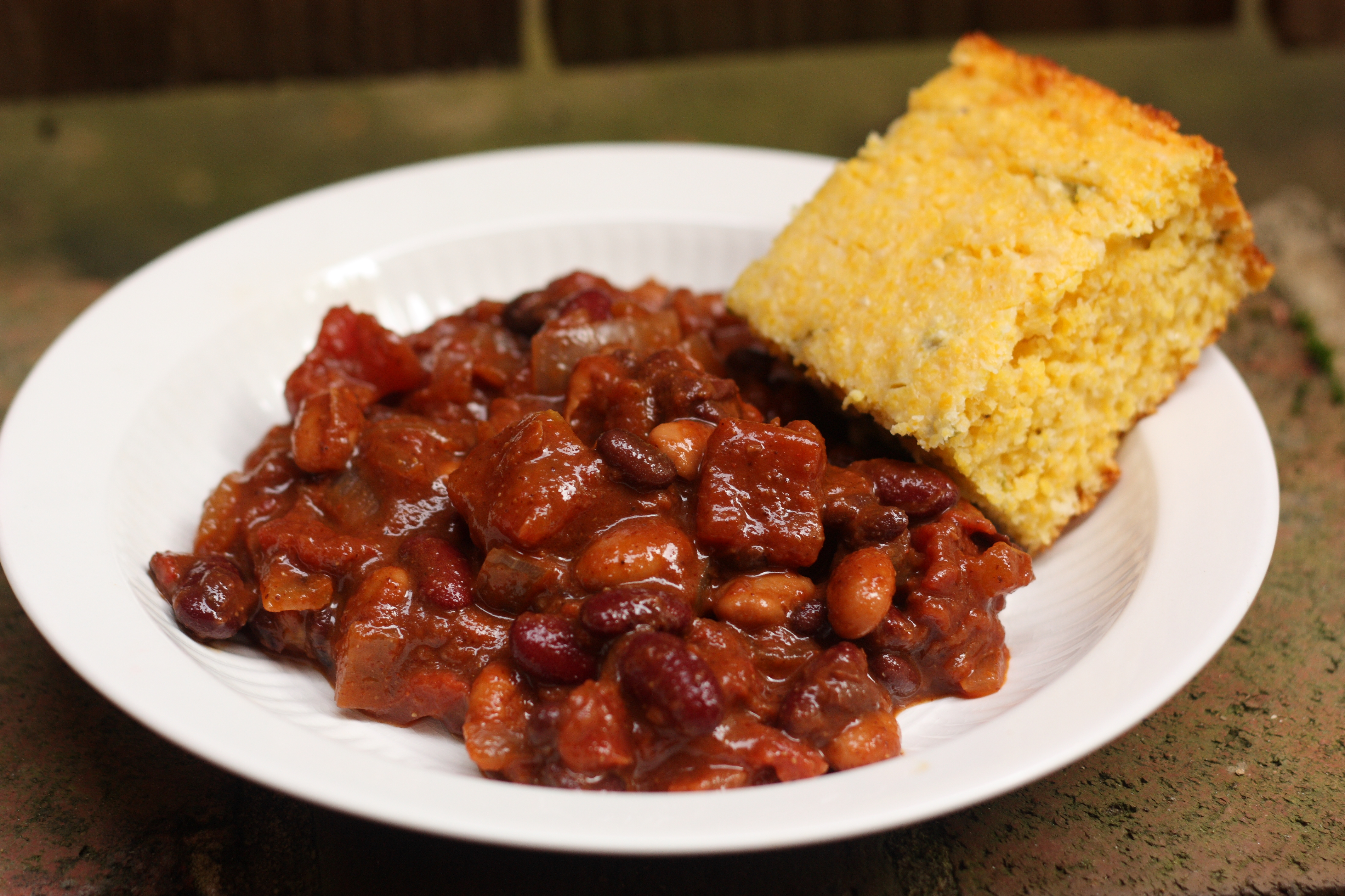 and cornbread casserole crockpot beans and cornbread muffins what s 4 ...